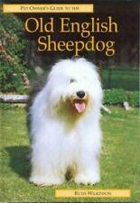 Old English Sheepdog (Pet Owner's Guide)-ExLibrary
