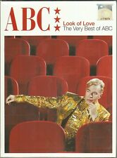 ABC Look of Love The Very Best Of DELUXE SOUND & VISION 2 CD + DVD FREE SHIPMENT