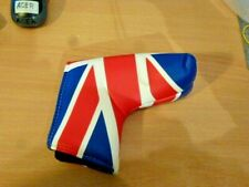 Union Flag Putter Headcover