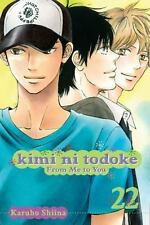 Kimi ni Todoke: From Me to You, Vol. 22 by Karuho Shiina (2015, Paperback)
