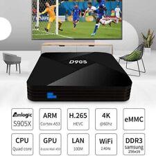 Android TV Box diyomate 4K Smart TV Box Amlogic D905 Quad Core Media Player 3D/