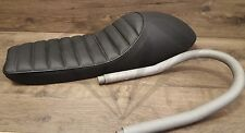 COMBO DEAL - Universal Snappy Tail Cafe Racer Seat & Hoop - HONDA CBs BMW More!!