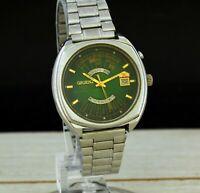 Vintage Orient Multicalendar Automatic men's wrist watch Japan Cal.46D40
