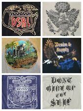 Denim & Supply by Ralph Lauren Men's 100% Cotton T-Shirts Many NWT MSRP $29.50