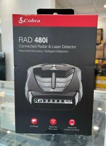 Cobra Electronics Rad 480i Radar/Laser Detector
