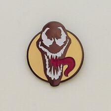 Vintage Marvel Comic SPIDER-MAN Character - VENOM - 1992 Planet Studios Pin
