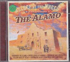 ASLEEP AT THE WHEEL - the alamo CD