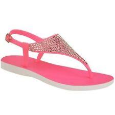 Markenlose-Zehentrenner Damen-Sandalen & -Badeschuhe für den Strand