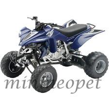 NEW RAY 42833 AS 2008 YAMAHA YFZ 450 ATV MOTORCYCLE 1/12 BLUE