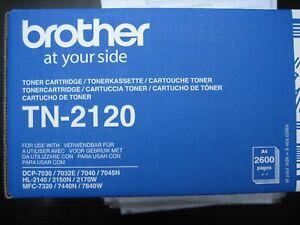 Original Brother Toner TN-2120 DCP-7030 -7040 7045 HL-2150 -2170 MFC-7320 -7840