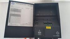 PELCO MCS 8-5E  x 8 Output 24 VAC, 5A Power Supply w/ Fuse Protection