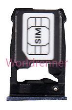 SIM Bandeja BL Tarjeta Lector Soporte Card Tray Holder Reader Motorola Nexus 6