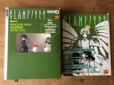 "Japan Clamp No Kiseki 2 ""Sakura / Clover"" w/ 3 chess pieces English Edition!"