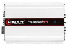 Taramps Ts 2000X4 2 Ohm Class D And Ships Same Day From Ohio + 1Year Warranty!