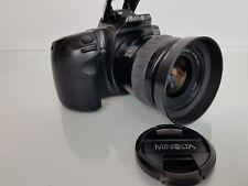 MINOLTA DYNAX 500si + MINOLTA ZOOM Xi 28-80mm F5.6 LENS, FULLY WORKING