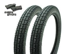 2 Neumático Abrigo Pas . F Simson S51 S50 S70 Kr51 Schwalbe Heidenau K35 2,75x16
