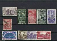 ITALY STAMPS ON STOCK CARD  REF 1110