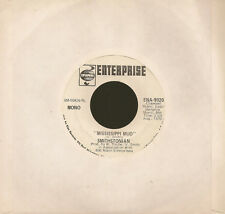 45 RPM SMITHSTONIAN MISSISSIPPI MUD PROMO MONO/STEREO 1970 ENTERPRISE/STAX