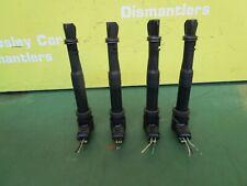 FIAT STILO MK1 (02-07) 1.6 PETROL 16v IGNITION COIL SET (X4) BAE403B