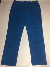 Gap Real Straight Cords Jeans Pants Ladies Size 10