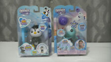 Fingerlings AQUA and TUX with Magic Motion Sensor! Brand New! Free Shipping!
