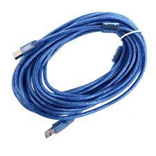 Cavo prolunga stampante da USB A maschio a USB B maschio - lunghezza 10 m N3U0