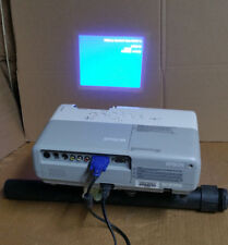 Epson PowerLite S5 LCD Multimedia Projector HD with Mounting Bracket and Pole
