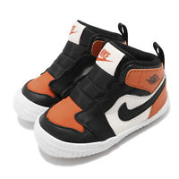 Nike Jordan 1 Crib Bootie Shattered Backboard TD Toddler Infant Baby AT3745-108