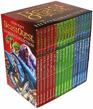 Adam Blade Beast Quest The Hero 18 Books Series 1-3 Collection Box Set Arcta