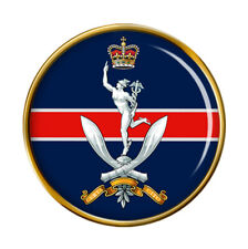 Queen's Gurkha Signals, British Army Pin Badge
