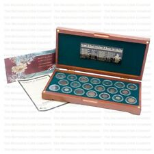 More details for ancient silk road civilisations 20 coin bronze collection