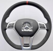 New Mercedes AMG ALCANTARA Steering wheel A B C CLS E CLA GLA GLK W246 W204 W212