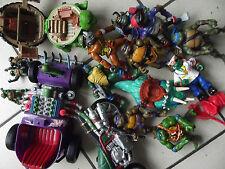 Enorme lot Tortues ninja Turtles Figurine Habro kenner