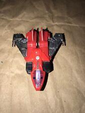 Vintage Gobots Fitor Mr-03 Red Fighter Jet Bandai