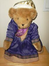 The Vermont Teddy Bear Co. Queen For A Day Plush Stuffed