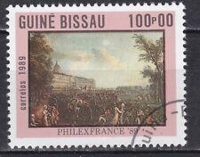 GUINEE-BISSAU  JAAR 1989  NR. Y&T 515 ° (L1)