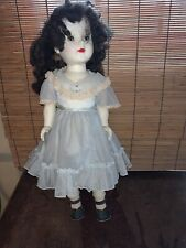 VINTAGE AMERICAN CHAR (CHARACTER) DOLL 24 INCH WALKING 1950'S SWEET SUE
