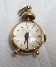 Vintage SOVEREIGN Bubble Necklace Watch