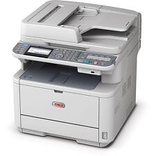 Oki MB471 A4 Multifunction Duplex Network USB Mono Laser Printer 471 JM