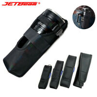 Jetbeam Tactical Flashlight Pouch Holster Belt Holder Flashlights Lamp Case Bag