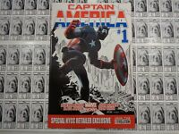 Captain America (2013) Marvel - #1, NYCC Retailer Exclusive Variant, Romita, NM-