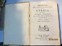 STORIA DELLA GUERRA PRESENTE - TOMO XVIII - TORINO MDCCXCIII