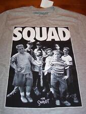 """THE SANDLOT BASEBALL """"SQUAD"""" TEAM T-Shirt 2XL XXL NEW w/ TAG"""