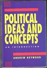 Political Ideas and Concepts: An Introduction-Andrew Heywood