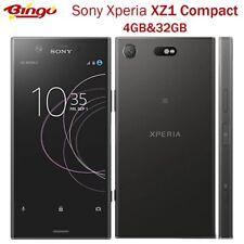 """Sony Xperia XZ1 Compact G8441 ORIGINALE Sbloccato 4G Android 4.6"""" 32GB Smartphone"""