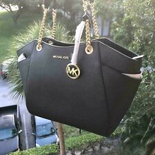 Michael Kors Women Leather Shoulder Tote Bag Purse Handbag Messenger Satchel MK