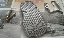 Classic Mini Cooper S W&p Paddy Hopkirk cubierta de pedal de acelerador de aleación Raro 1380 SPI