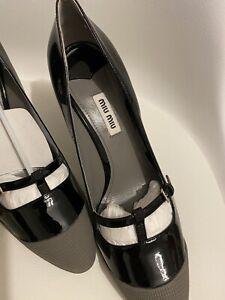 miu miu shoes 38.5