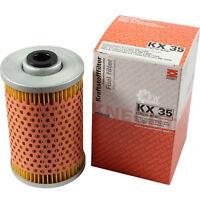 Original MAHLE Kraftstofffilter KX 35 Fuel Filter