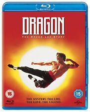 Dragon: Bruce Lee Story [Blu-ray] [1993]